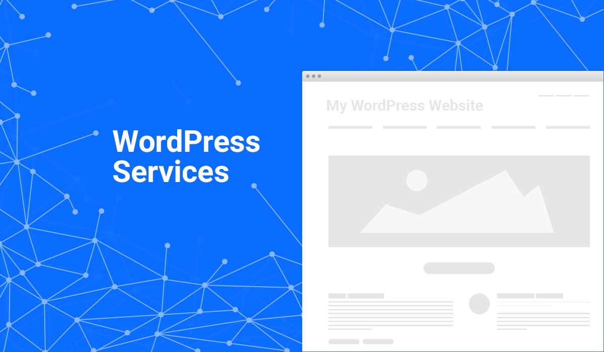 Introducing WordPress Services
